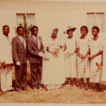 Prof. Naomi Nari with husband James - Rugu and friends